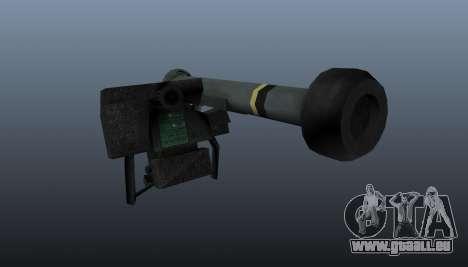 FGM-148 Dževlin pour GTA 4 secondes d'écran
