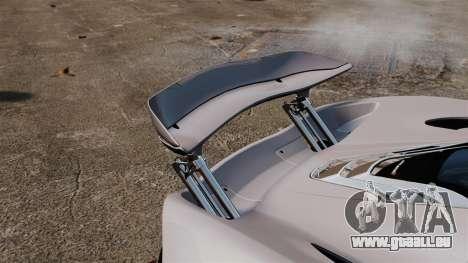 McLaren P1 [EPM] für GTA 4 Seitenansicht