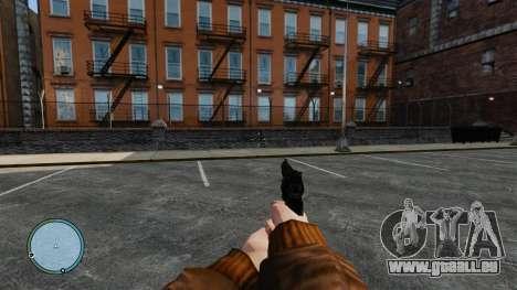 Fadenkreuz-Counter-strike für GTA 4 Sekunden Bildschirm
