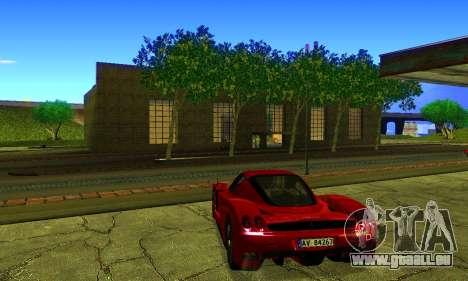 ENBSeries By Avatar pour GTA San Andreas quatrième écran