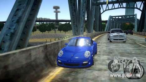 Bannière mod graphique Graphics [bêta ouverte] pour GTA 4 secondes d'écran