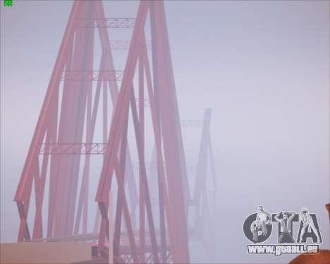 SA Graphics HD v 2.0 für GTA San Andreas dritten Screenshot