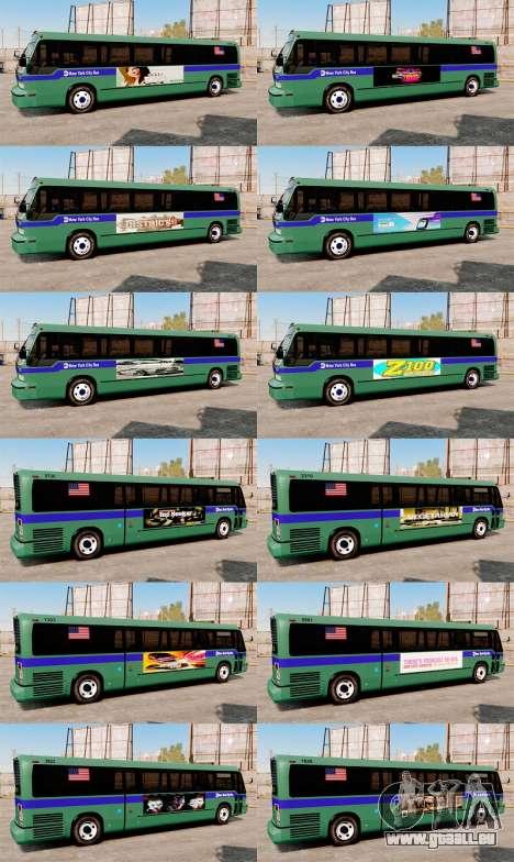 Service New York City pour GTA 4 quatrième écran