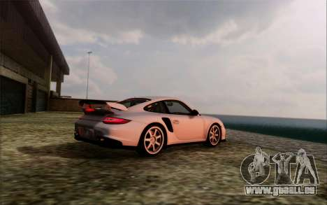 SA Illusion-S v5.0 - Final Edition pour GTA San Andreas troisième écran