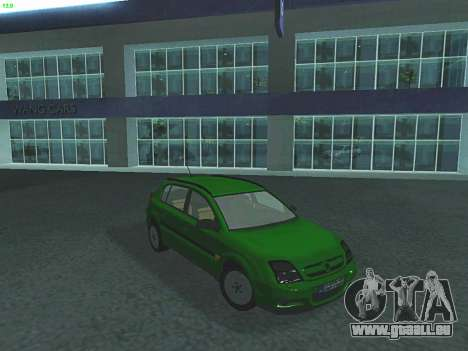 Opel Signum Kombi 1.9 CDi pour GTA San Andreas