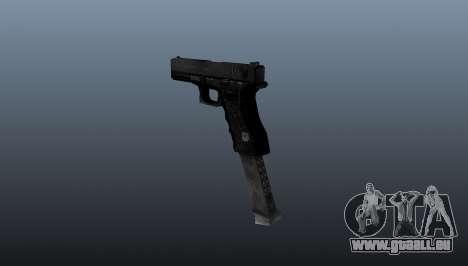 Glock 18 Akimbo MW2 v1 pour GTA 4 secondes d'écran
