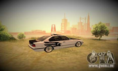 ENBSeries By DjBeast V2 für GTA San Andreas