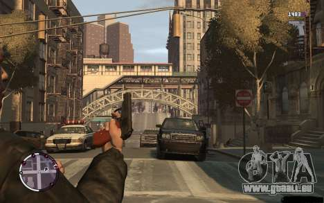 Makarov Pistole für GTA 4