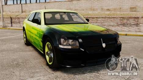 Dodge Magnum West Coast Customs pour GTA 4
