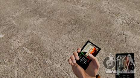 Eminem v2 thème pour votre téléphone pour GTA 4