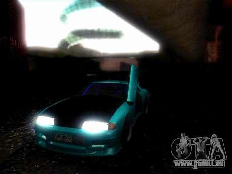 Elegy Drift Concept für GTA San Andreas Rückansicht