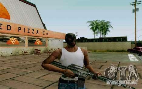 Cambriolage système v2.0 pour GTA San Andreas troisième écran