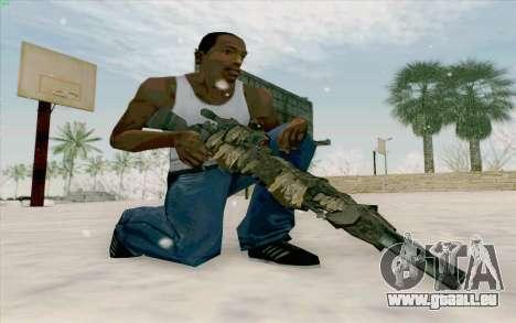 M21 pour GTA San Andreas
