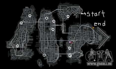 Ponts-levis pour GTA 4 septième écran