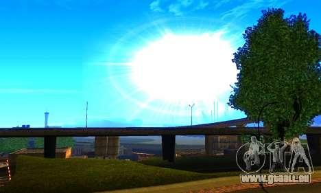 ENBSeries By Avatar pour GTA San Andreas dixième écran