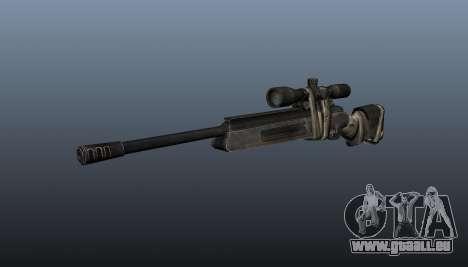 Fusil de sniper Steyr Elite pour GTA 4