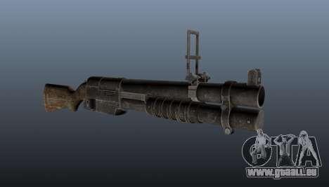 EX 41 lance-grenades pour GTA 4
