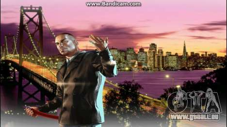 New IntroMusic LoadingScreen Menu Mega Pack v1.0 für GTA 4 dritte Screenshot