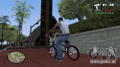 ENB pour PC de OlliTviks pour GTA San Andreas