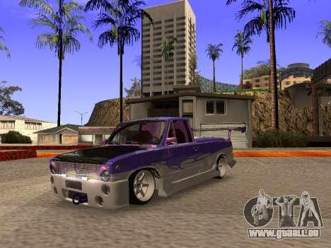 Vaz 2102 DRFT amusant pour GTA San Andreas