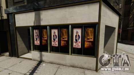 Magasins de Chinatown pour GTA 4 neuvième écran