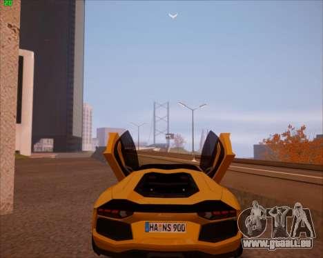 SA Graphics HD v 2.0 pour GTA San Andreas cinquième écran