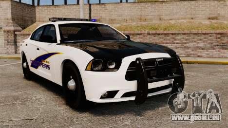 Dodge Charger 2013 AST [ELS] pour GTA 4