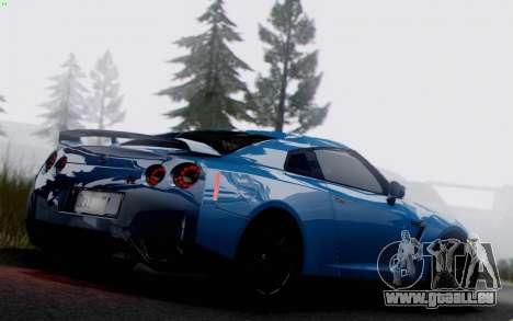 Sompelling ENBSeries v2.0 pour GTA San Andreas quatrième écran