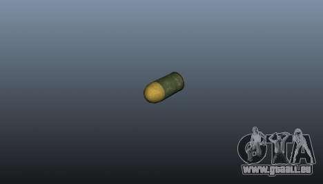 EX 41 Granatwerfer für GTA 4 weiter Screenshot