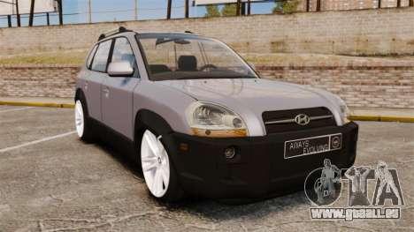 Hyundai Tucson für GTA 4