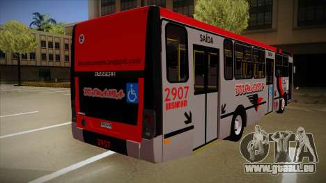 Busscar Urbanuss Ecoss MB OF 1722 M Busmania für GTA San Andreas rechten Ansicht