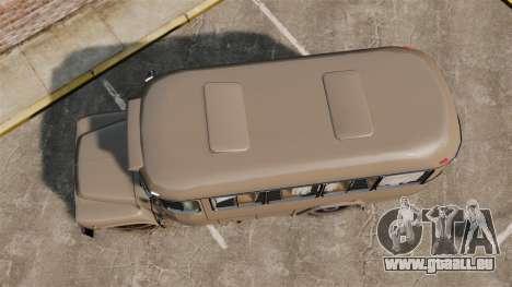 KAVZ-685 für GTA 4 rechte Ansicht