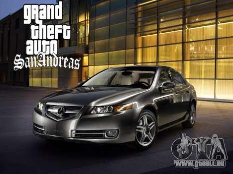 Nouveaux écrans de chargement pour GTA San Andreas septième écran
