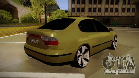Seat Toledo German Style pour GTA San Andreas vue de droite