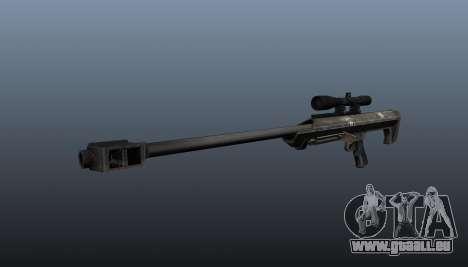 Scharfschützengewehr Barrett M99 für GTA 4