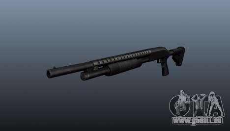 M590A1 Shotgun Pump-action für GTA 4