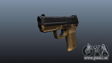 Pistole HK45C v3 für GTA 4