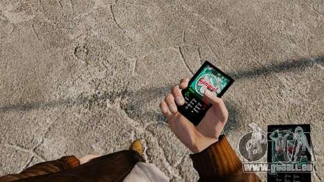 Thèmes pour téléphone Vampire The Masquerade pour GTA 4 cinquième écran