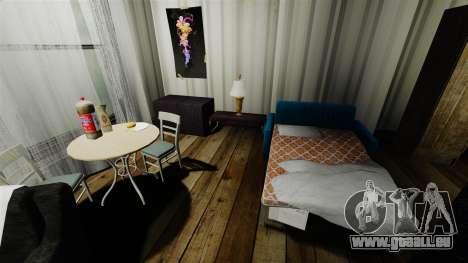 Élégant appartement Bokhan pour GTA 4