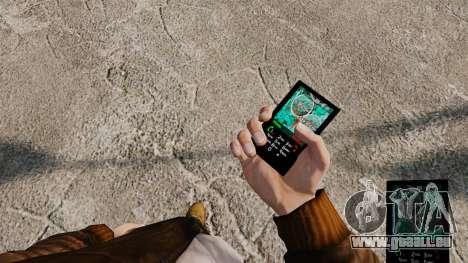 Themen für Handy Vampire The Masquerade für GTA 4 Sekunden Bildschirm