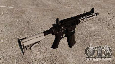 Automatique carabine M4 VLTOR v5 pour GTA 4 secondes d'écran