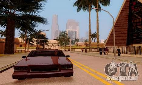 ENBSeries for low and medium PC pour GTA San Andreas dixième écran
