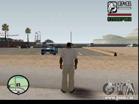 Entführung von Autos für GTA San Andreas