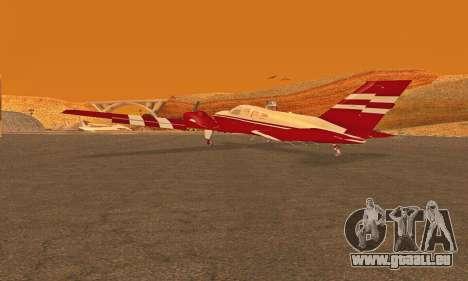Rustler GTA V pour GTA San Andreas laissé vue