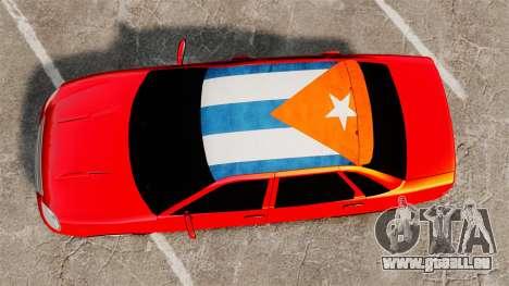 Lada Priora Cuba pour GTA 4 est un droit
