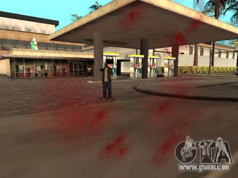 WeaponStyles für GTA San Andreas her Screenshot