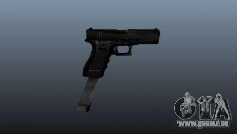 Glock 18 Akimbo MW2 v1 pour GTA 4 troisième écran