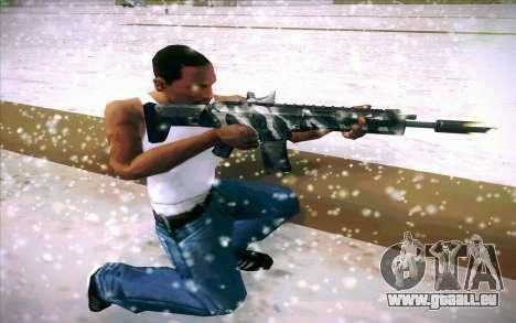 ACR pour GTA San Andreas sixième écran