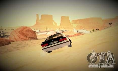 ENBSeries By DjBeast V2 pour GTA San Andreas onzième écran