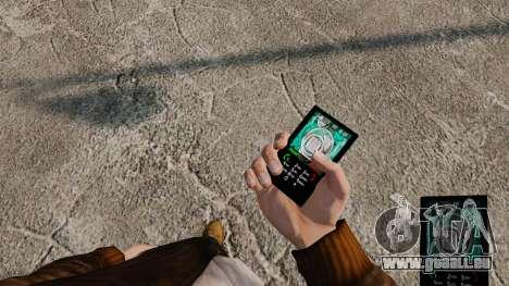 Thèmes pour téléphone Vampire The Masquerade pour GTA 4 douzième d'écran